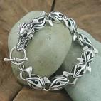 Dragon Skull Bracelet