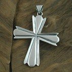 Blossom Cross Pendant