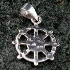 The Wheel Pendant