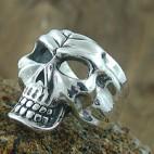 Big Head Skull Ring